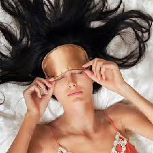 Шелковая маска для сна OnSilk