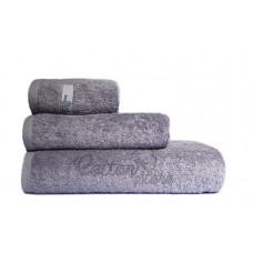 Полотенца Cotton Dreams махровое LAVANDER GREY