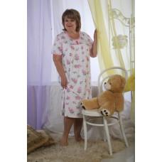 Ночная сорочка Ривьера трикотаж
