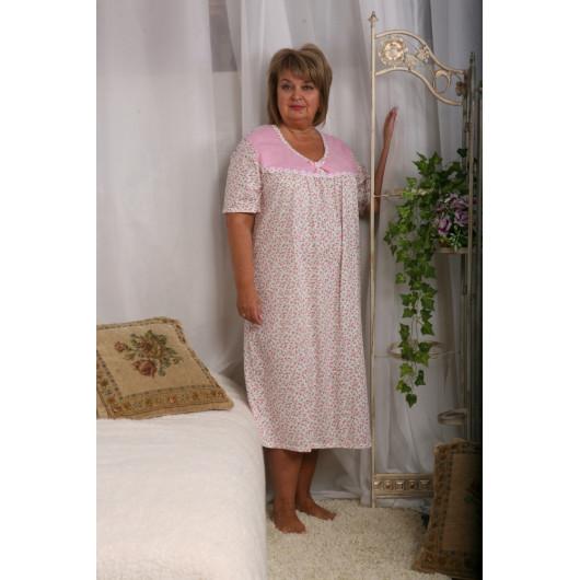Ночная сорочка Стелла трикотаж