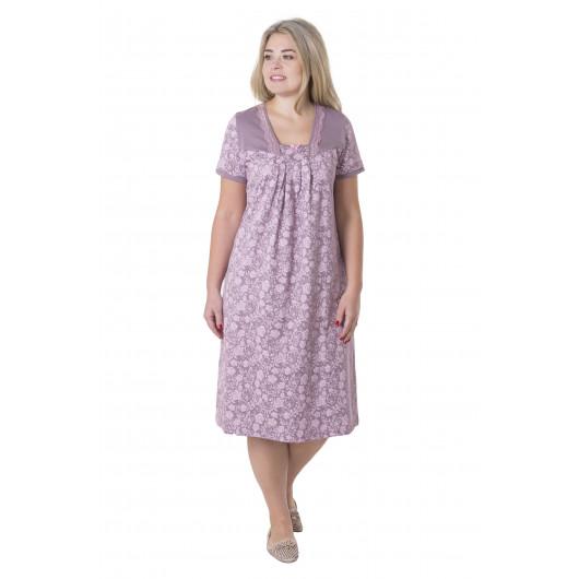 Ночная сорочка Жасмин трикотаж