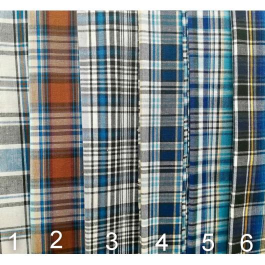 Ткань Шотландка 150 см в.02