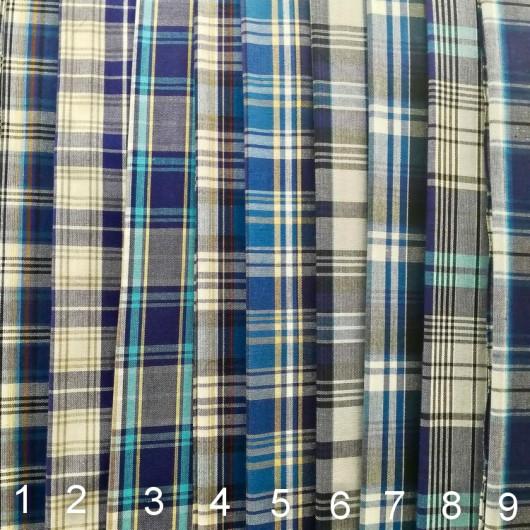 Ткань Шотландка 150 см в.01
