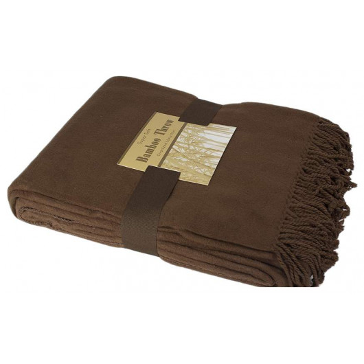 ПледBamboo Throw